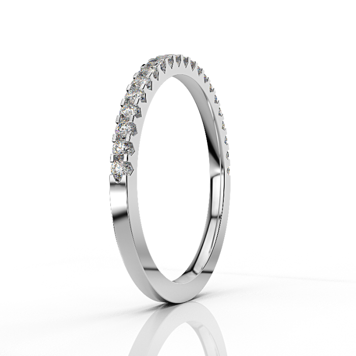 Half-eternity Ring ETH 012 0,29CT