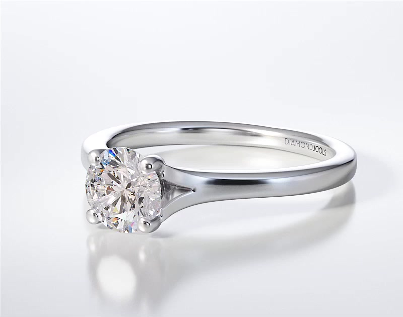 SOLITAIRE RING 092