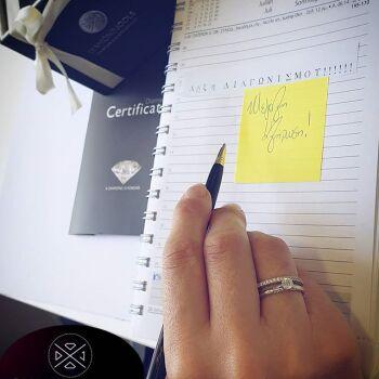 ~💎!!ΜΕΓΑΛΟΣ ΔΙΑΓΩΝΙΣΜΟΣ!!💎~ Κερδισε ένα σειρέ δαχτυλίδι αξίας 700€!••🔛http://www.diamondjools.gr/olovero-nyork-et012🔛•Πάρτε μέρος στον διαγωνισμό μας με 3 απλά βήματά:1/ follow @diamondjools2/ l...