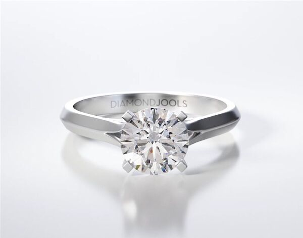 SOLITAIRE RING ENG05