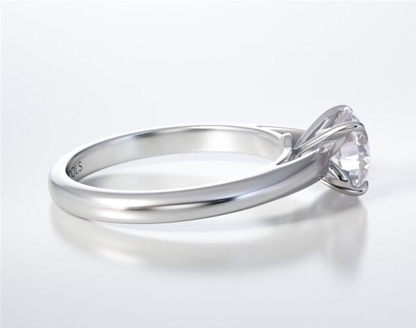 SOLITAIRE RING ENG07