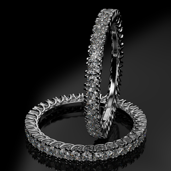 Eternity Ring ET05 0,80CT