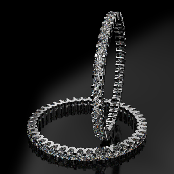 Eternity Ring ET011 0,63CT