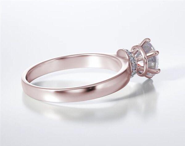 Μονόπετρο Δαχτυλίδι ENG018