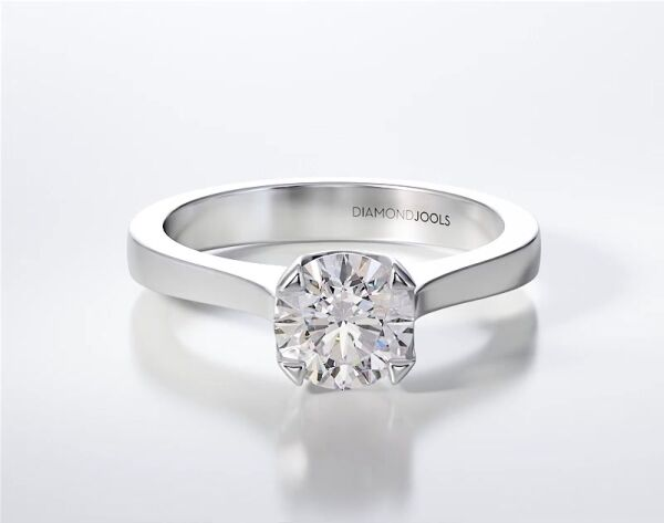 SOLITAIRE RING ENG091