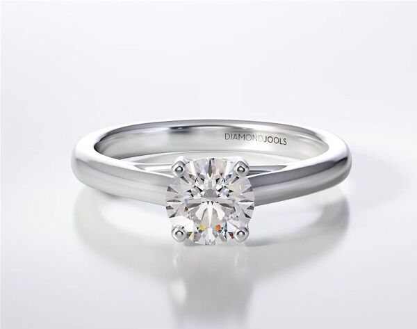 SOLITAIRE RING ENG095