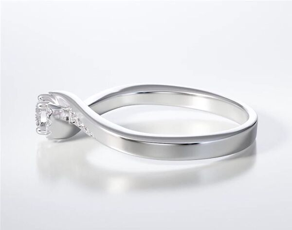 SOLITAIRE RING ENG098