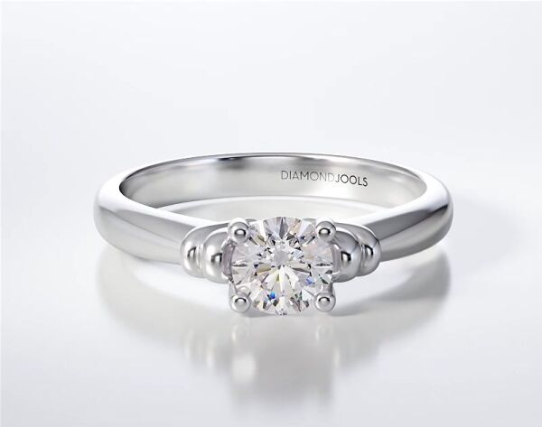 SOLITAIRE RING ENG099