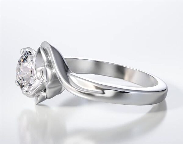 SOLITAIRE RING ENG100
