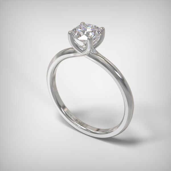 SOLITAIRE RING  ENG138