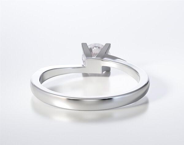 Μονόπετρο Δαχτυλίδι LR265