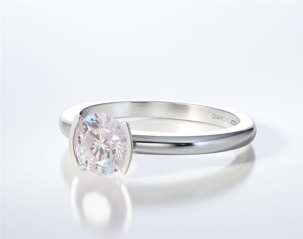 SOLITAIRE RING LR269