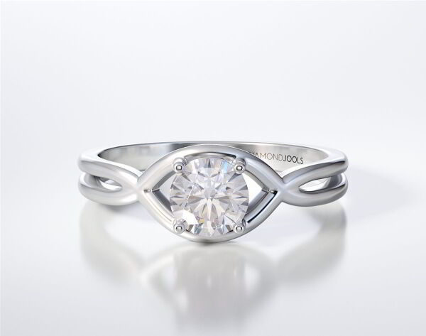 SOLITAIRE RING LR270