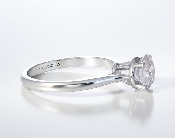 SOLITAIRE RING LR271