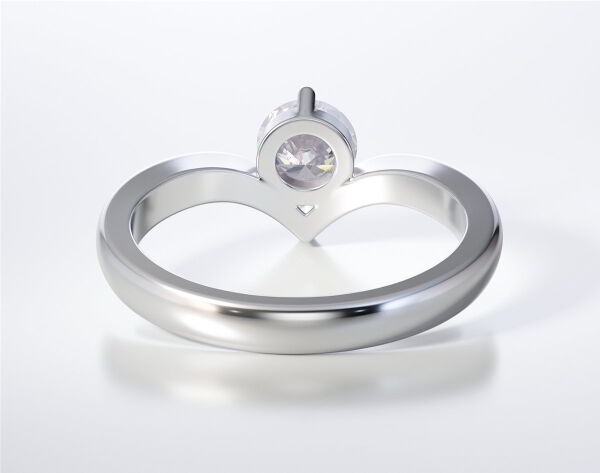 SOLITAIRE RING LR272