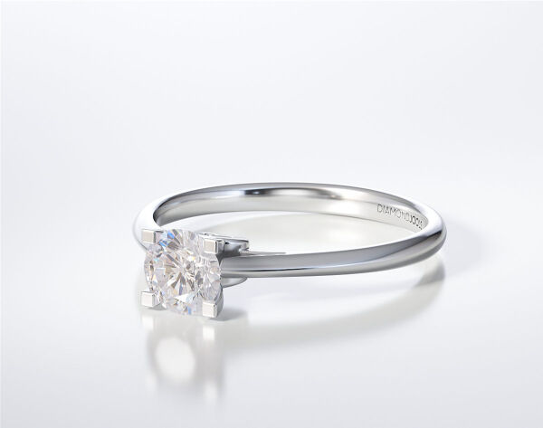 SOLITAIRE RING LR281