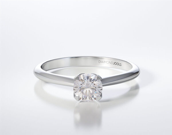 SOLITAIRE RING LR285
