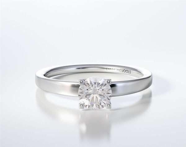 SOLITAIRE RING LR286