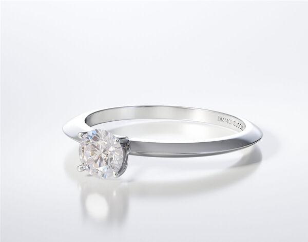 Μονόπετρο δαχτυλίδι LR313