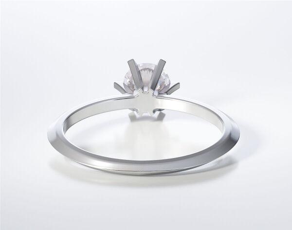 Μονόπετρο Δαχτυλίδι LR255
