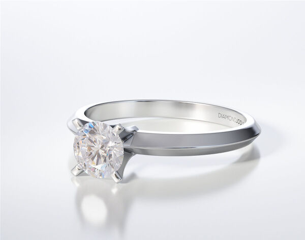 SOLITAIRE RING LR256