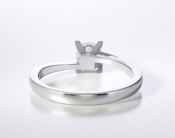 Μονόπετρο Δαχτυλίδι LR264