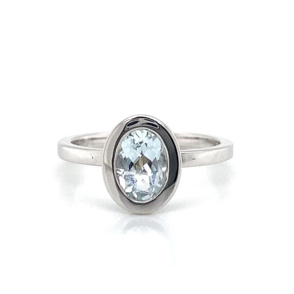 Gemstone ring REM010
