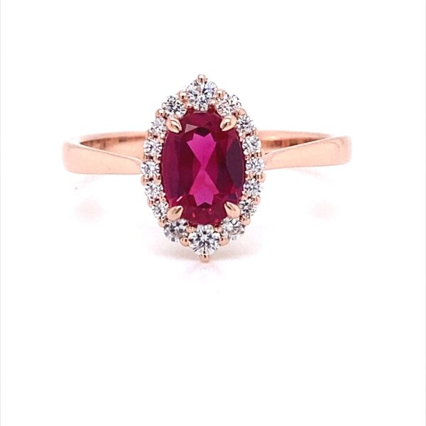 Δαχτυλιδι ροζέτα REM083