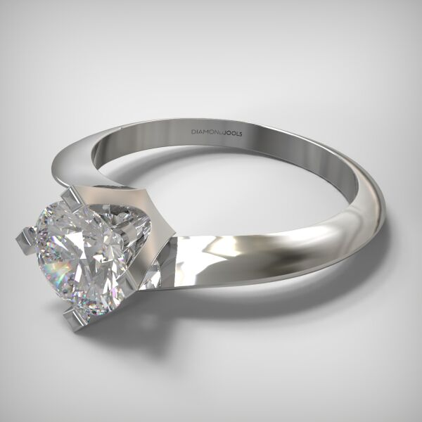 SOLITAIRE RING  LR231