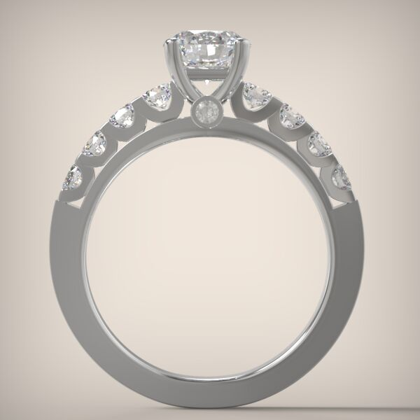 SOLITAIRE RING  LR232