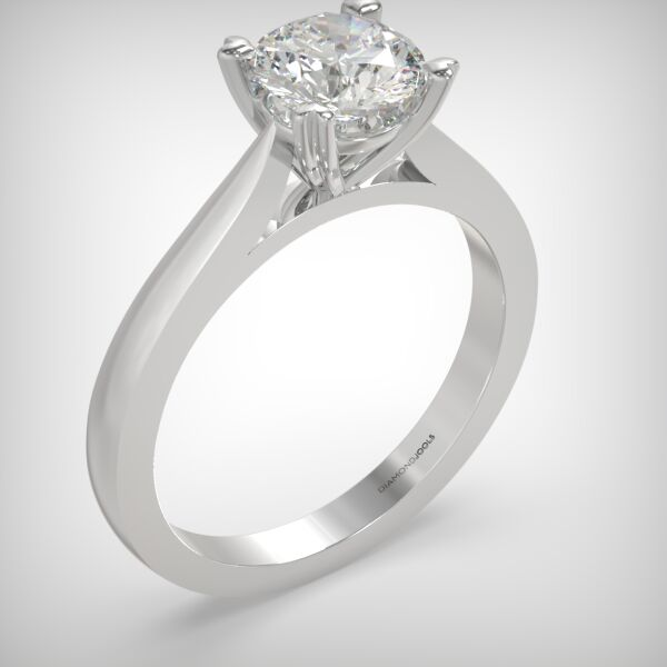 SOLITAIRE RING LR242