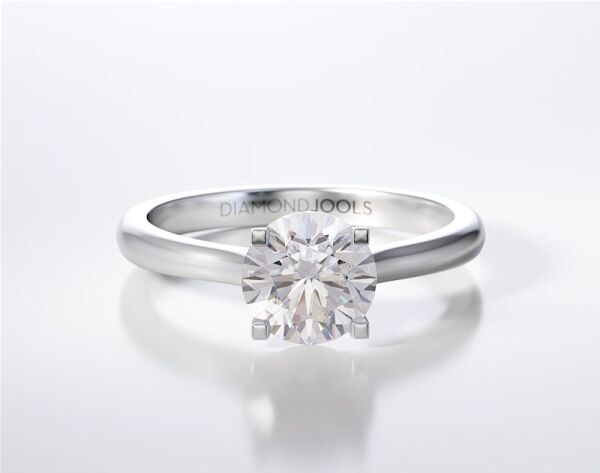 SOLITAIRE RING ENG012