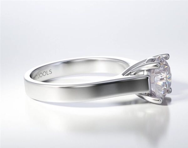 SOLITAIRE RING ENG080