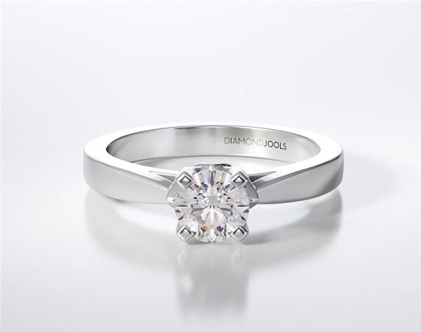 SOLITAIRE RING ENG094