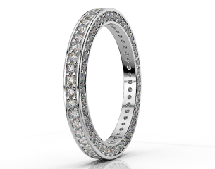 Eternity Ring ET01 1.44 ct