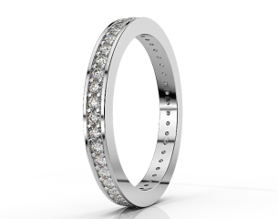 Eternity ring ET02 0.476 CT