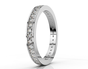 Eternity ring ET02 0.75 CT