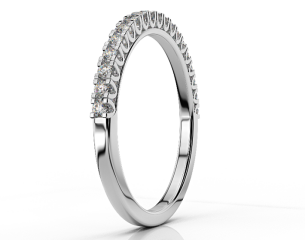 Half-etenity Ring ETH 07 0,19CT