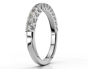 Half-eternity Ring ETH 07 0,66CT