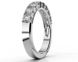 Half Eternity Ring ETH 09 1,08CT