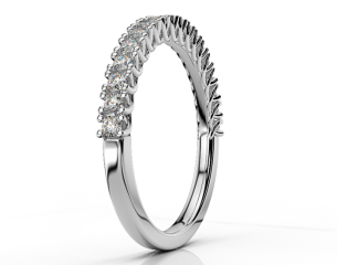 Half-eternity Ring ETH 05 0,40CT
