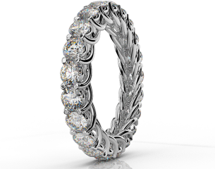 Eternity Ring ET04  2,60CT