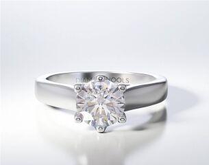 Μονόπετρο Δαχτυλίδι ENG084