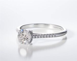 SOLITAIRE RING ENG087