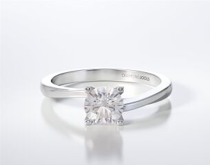 SOLITAIRE RING LR265