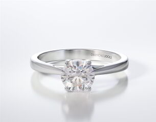 SOLITAIRE RING  LR274