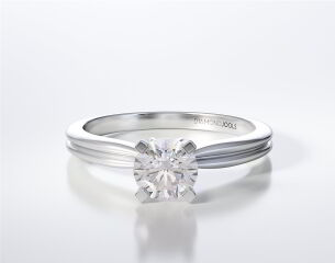 SOLITAIRE RING LR275