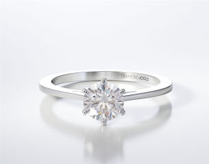 SOLITAIRE RING LR258