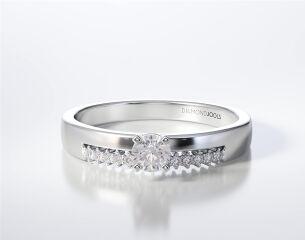 Μονόπετρο Δαχτυλίδι LR330