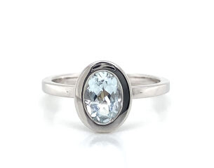 Gemstone ring REM010
